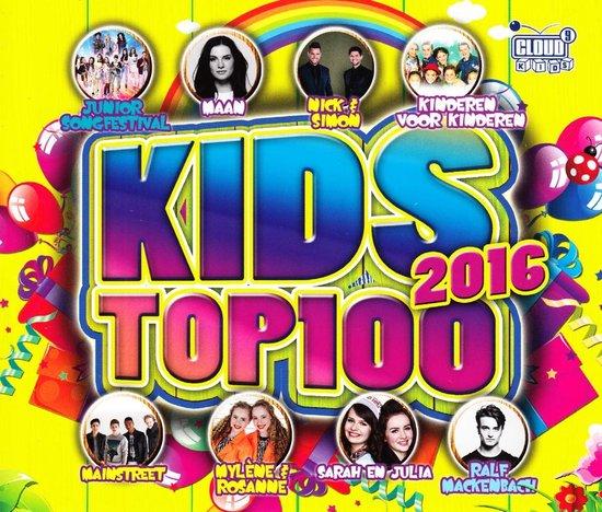 Various - Kids Top 100 - 2016