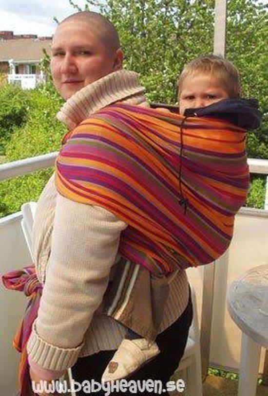 Amazonas Buik-/rugdrager - Carry Sling Lollipop 450 cm