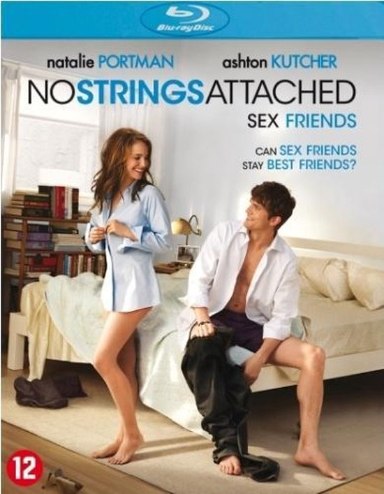 Cover van de film 'No Strings Attached'
