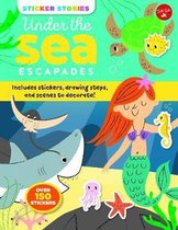 Sticker Stories: Under the Sea Escapades