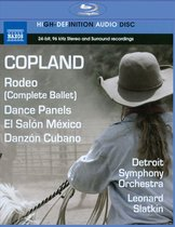 Coplant; Rodeo (Complete Ballet)