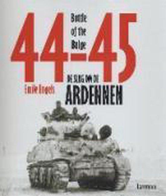 Battle of the Bulge 44-45