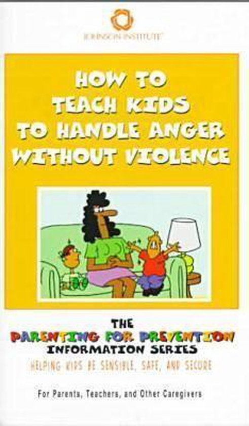 How to Teach Kids to Handle Anger without Violence