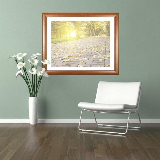 Homedecoration Colorado – Fotolijst – Fotomaat – 22 x 49 cm – Kersen
