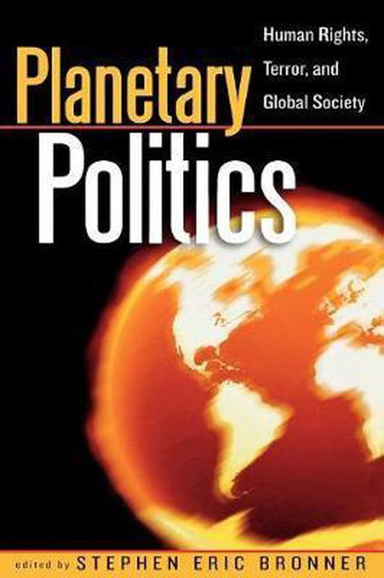 Boek cover Planetary Politics van Alba Alexander (Paperback)
