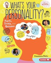 Boek cover Whats Your Personality? van Francesca Potts