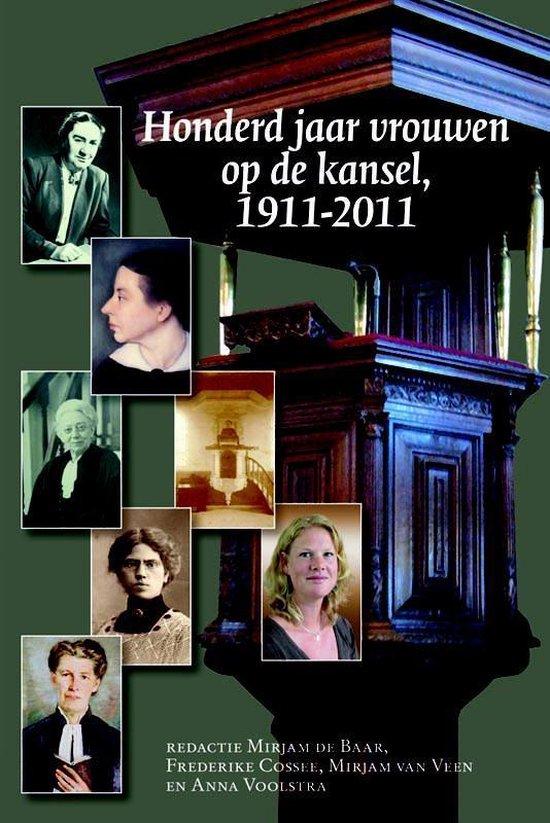 Honderd jaar vrouwen op de kansel, 1911-2011 - Nvt. pdf epub