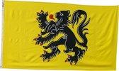 Trasal - vlag Vlaams Gewest - Vlaanderen – 150x90cm