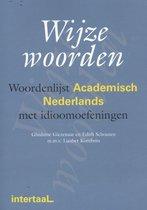 Boek cover Wijze woorden van G. Giezenaar (Paperback)