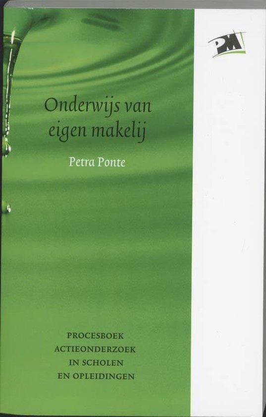 Onderwijs Van Eigen Makelij - P. Ponte |