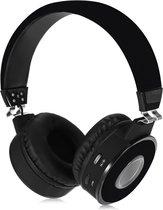 QY  Bluetooth On-ear draadloze Koptelefoon Z-18 – zwart