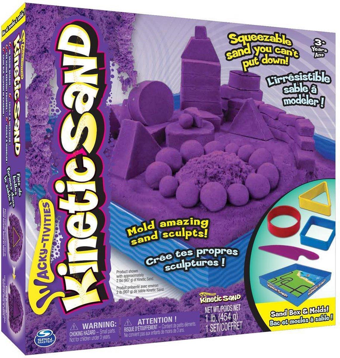 Kinetic Sand Beach Box - Speelzand