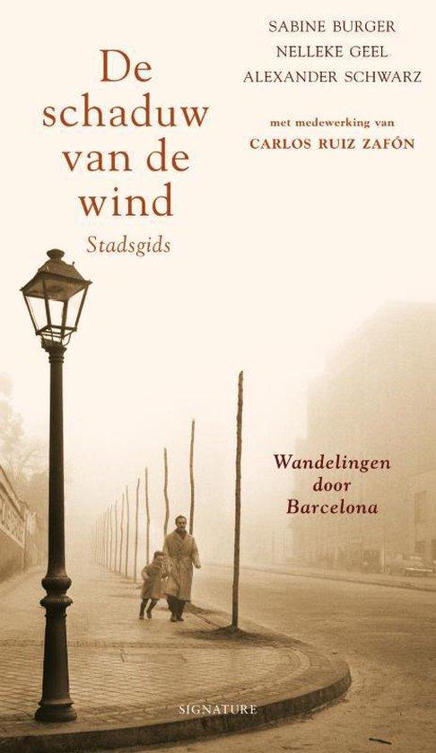 De Schaduw Van De Wind - Sabine Burger pdf epub