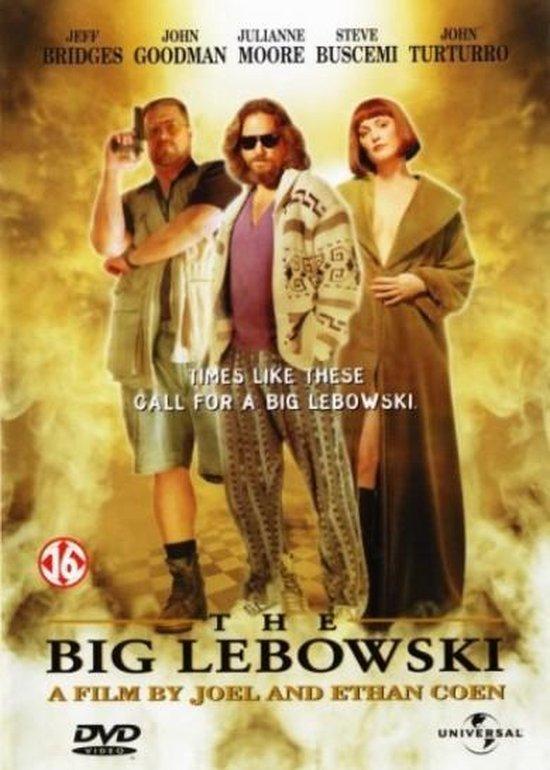 Cover van de film 'Big Lebowski'