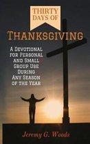 Thirty Days of Thanksgiving