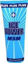 Ice Power Tube Sportgel Msm Plus 200 Ml Per Stuk