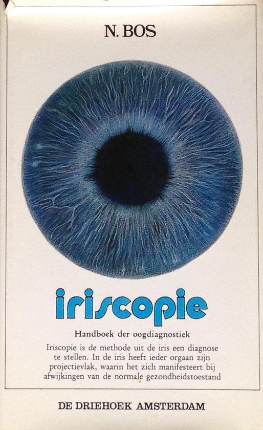 Iriscopie - Handboek der oogdiagnostiek - N. Bos |