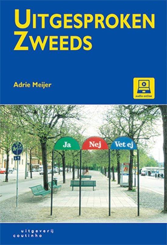 Uitgesproken Zweeds - Adrie Meijer |