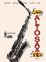 Easy Alto Sax Solos Volume 1 Music Minus One Alto Sax