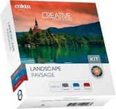 COKIN Kit 3 filtres Dégradés Paysage (121S-123S-125S) - M (P) - H300-06