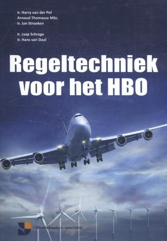 Regeltechniek voor het HBO - Hans Van Daal |