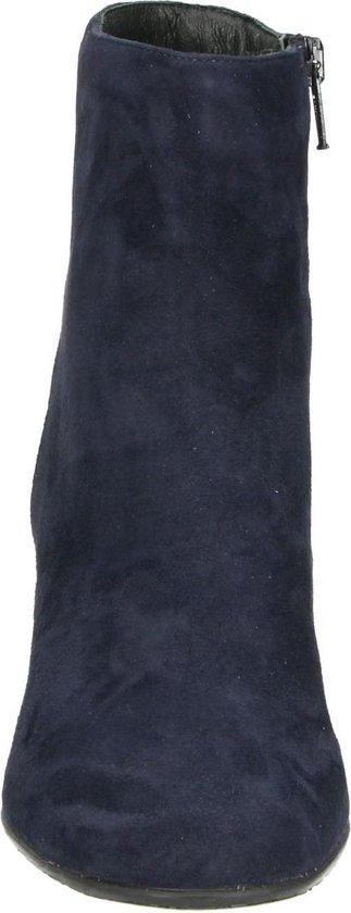 Nelson Dames Enkellaars - Blauw Maat 36 jdZBnL