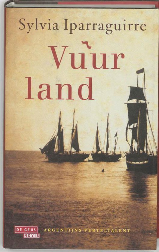 Vuurland - Sylvia Iparraguirre |