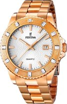 Festina ladies F16787/1 Vrouwen Quartz horloge