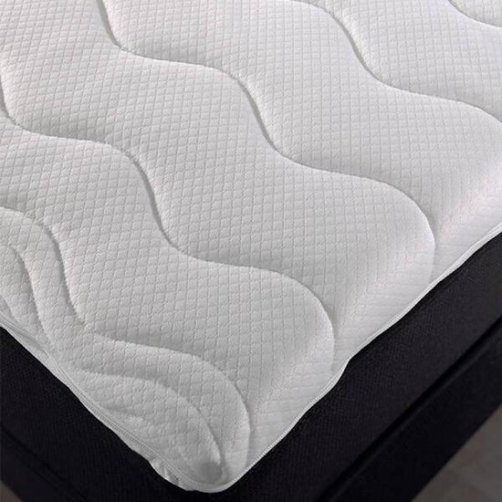 180x220 Topper - Dekmatras Nasa traagschuim c.a. 6 cm dik - SleepTech
