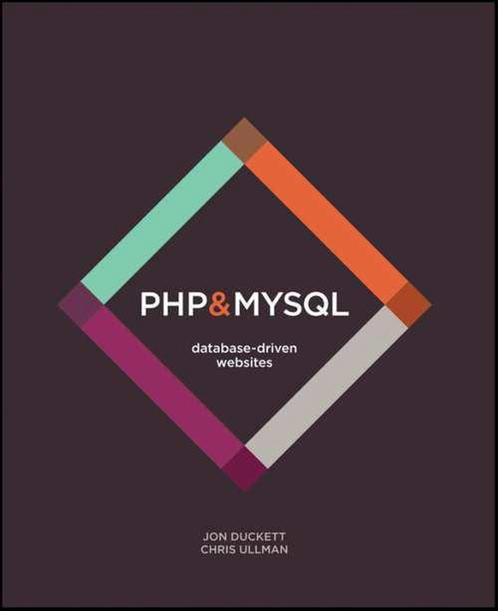 PHP & MySQL - Jon Duckett