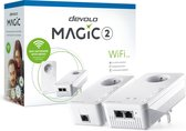 devolo Magic 2 wifi starter kit - Wifi Powerline - 2 stuks - BE
