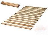 Lattenbodem hout - 140 x 200 cm - 13 latten - rollattenbodem