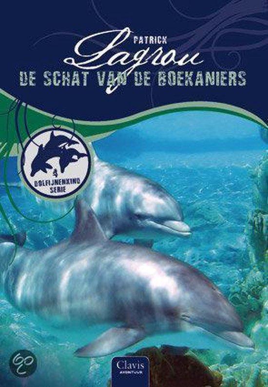 Dolfijnenkind / 4 De schat van de boekaniers - Patrick Lagrou |
