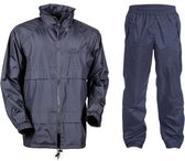 Greenlands Classic - Regenpak - Kinderen - Maat 188 - Blauw