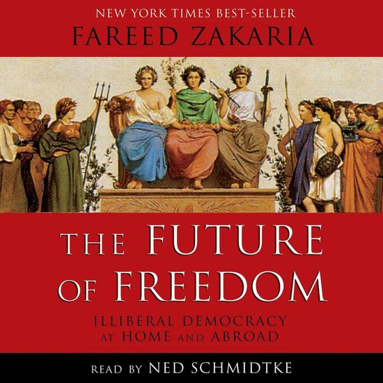 Boek cover The Future of Freedom van Fareed Zakaria (Onbekend)