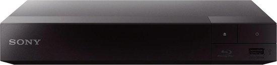 Sony BDP-S6700 Blu-Ray Speler 4K Upscaling/Wifi/Smart TV/25,5x19,2x3,9 cm/Zwart