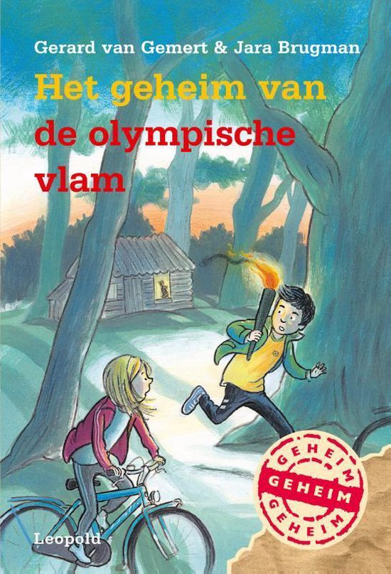 Geheim van de olympische vlam - Gerard van Gemert |