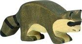 Holztiger wasbeer