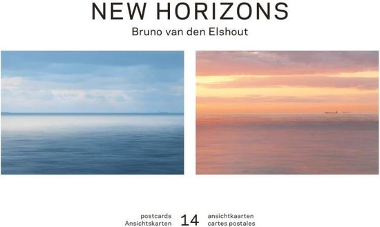 New Horizons – 14 postcards