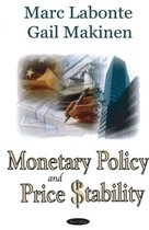 Monetary Policy & Price Stability