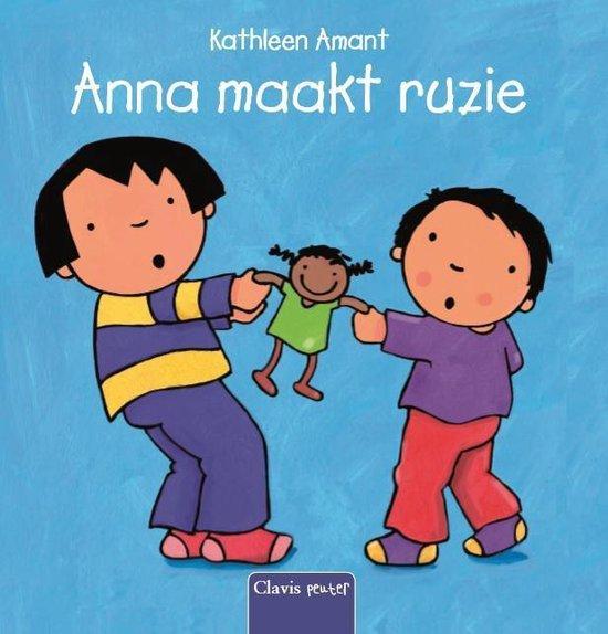 Anna  -   Anna maakt ruzie