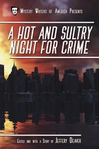 Omslag A Hot and Sultry Night for Crime