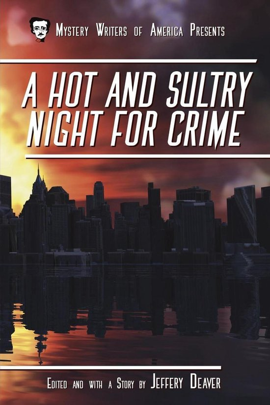 Omslag van A Hot and Sultry Night for Crime