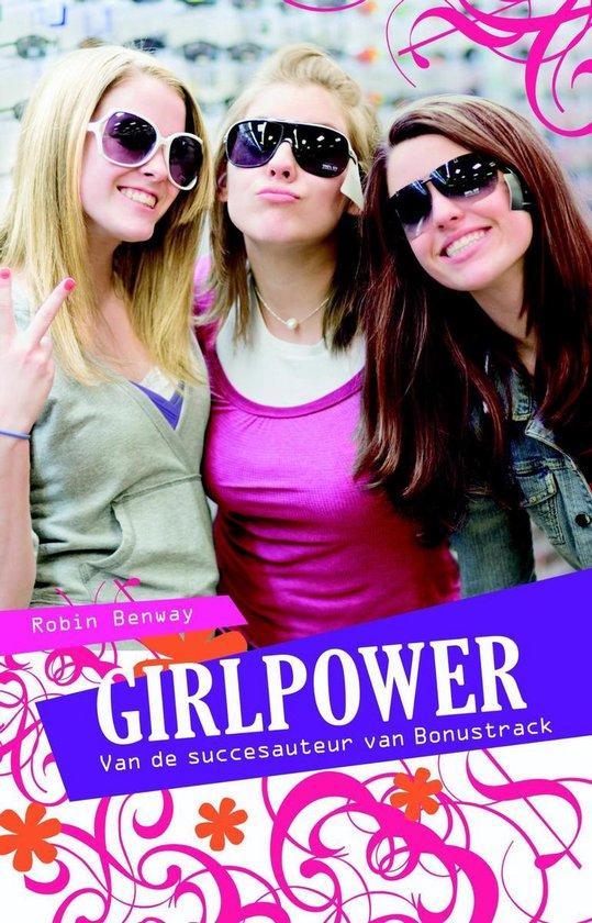 Girlpower - Robin Benway |