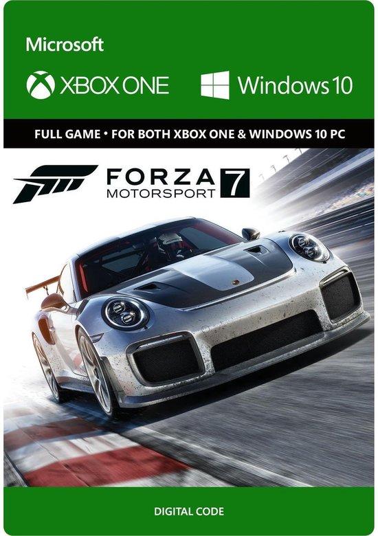 Forza Motorsport 7 - Xbox One / Windows 10 Download