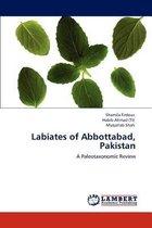 Labiates of Abbottabad, Pakistan