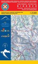 CMRS 06 PP biokovo - Wandelkaart Kroatie 1:25.000 - Hrvatska GSS