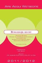 Burgerlijk recht  / 2011/2012