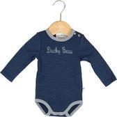 Ducky Beau - Romper - CRNRO33 - Dress Blue - maat 80