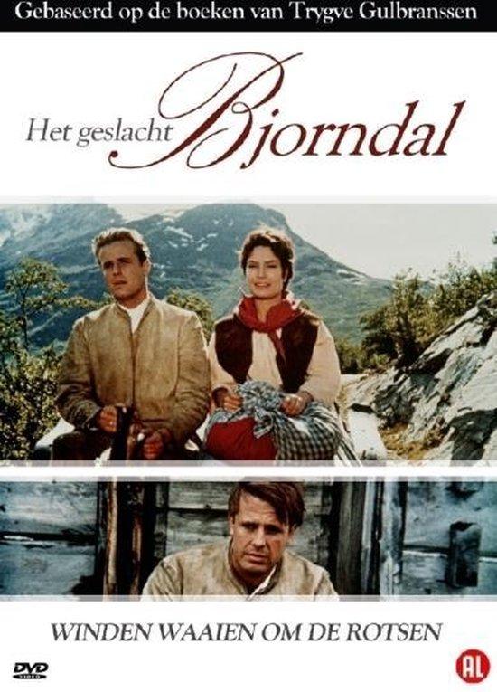 Cover van de film 'Het Geslacht Bjorndal-D2'